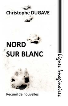Nord sur blanc - Couverture Ebook auto édité