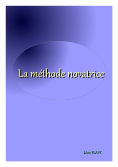 METHODE NOVATRICE BACCALAUREAT***