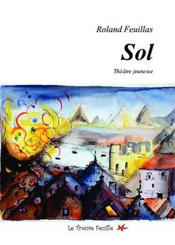 Sol - Couverture de livre auto édité
