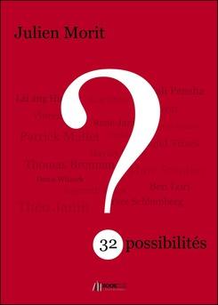 32 possibilités - Couverture Ebook auto édité