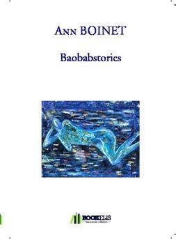 Baobabstories - Couverture de livre auto édité