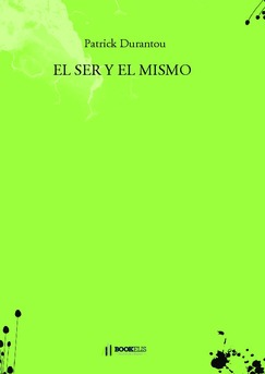 EL SER Y EL MISMO - Couverture de livre auto édité