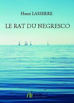 LE RAT DU NEGRESCO - Couverture de livre auto édité