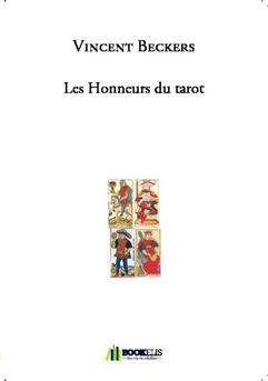 Les Honneurs du tarot - Couverture de livre auto édité