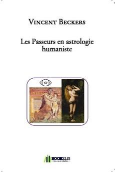 Les Passeurs en astrologie humaniste - Couverture de livre auto édité