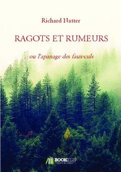 RAGOTS ET RUMEURS - Couverture de livre auto édité