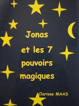 Jonas et les 7 pouvoirs magiques