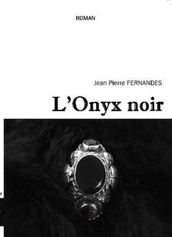L'Onyx Noir - Couverture de livre auto édité