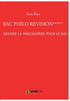 BAC PHILO REVISION***** - Couverture Ebook auto édité