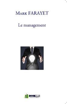 Le management - Couverture de livre auto édité