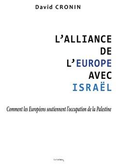 L'alliance de l'Europe avec Israël - Couverture Ebook auto édité