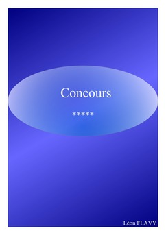 CONCOURS CPE 2017*****