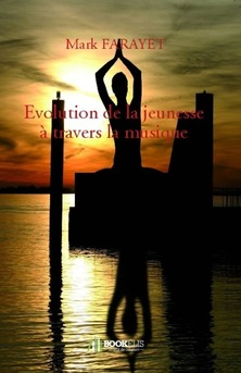 Evolution de la jeunesse à travers la musique - Cover book