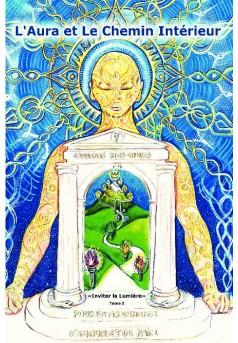 L'aura et le chemin intérieur - Cover book