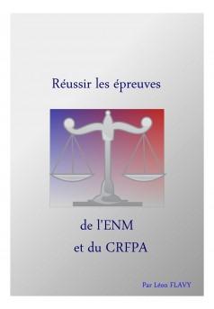 CRFPA - Couverture Ebook auto édité