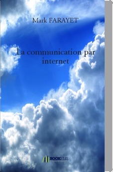 La communication par internet - Cover book