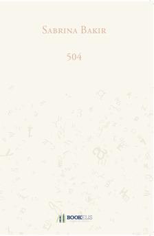 504 - Couverture de livre auto édité