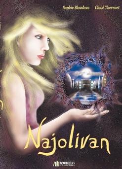 Najolivan - Couverture de livre auto édité