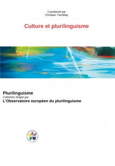 Culture et plurilinguisme - Couverture Ebook auto édité