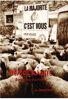 DEMOCRASSIE - Couverture de livre auto édité