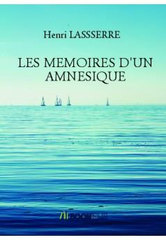 LES MEMOIRES D'UN AMNESIQUE - Couverture de livre auto édité