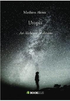 Utopia - Couverture de livre auto édité