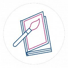 Création de couverture - Livre papier