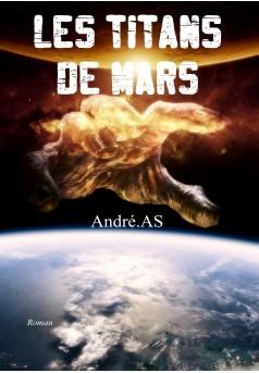 LES TITANS DE MARS - Couverture Ebook auto édité