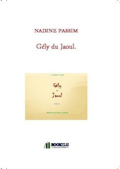 Gély du Jaoul. - Couverture de livre auto édité