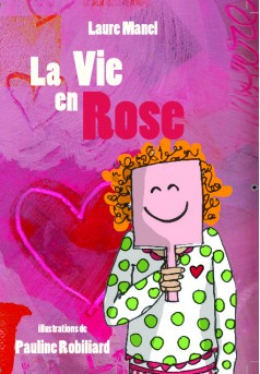 La vie en Rose - Cover book