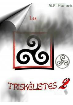 Les triskèlistes 2 - Couverture Ebook auto édité