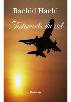 Testaments du ciel - Couverture Ebook auto édité