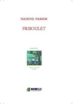FRISOULET - Couverture de livre auto édité