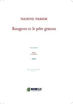 Rougette et le pére granou - Couverture de livre auto édité