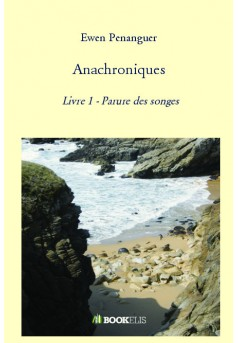 Anachroniques - Cover book
