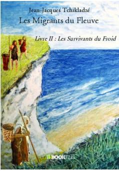 Les Migrants du Fleuve - Couverture de livre auto édité