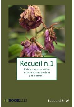 Recueil n°1 - Cover book