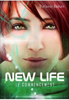 NEW LIFE - Couverture Ebook auto édité