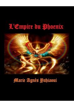 L'empire du Phoenix - Couverture Ebook auto édité