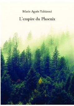 L'empire du Phoenix - Couverture de livre auto édité