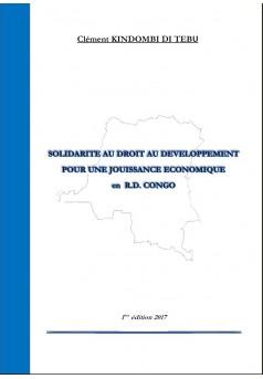 SOLIDARITE AU DROIT AU DEVELOPPEMENT POUR UNE JOUISSANCE ECONOMIQUE EN  RD CONGO