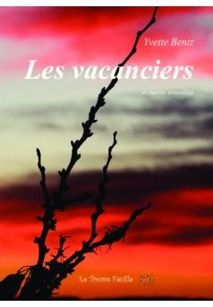 Les vacanciers - Couverture de livre auto édité