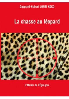 La chasse au léopard - Couverture de livre auto édité