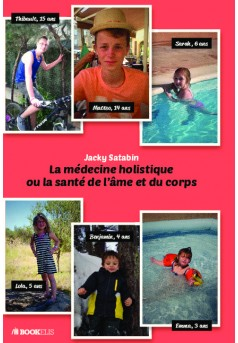 LA MEDECINE HOLISTIQUE - Cover book