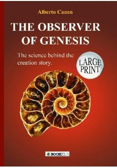 26th The observer of Genesis. The science behind the Creation story - Couverture de livre auto édité