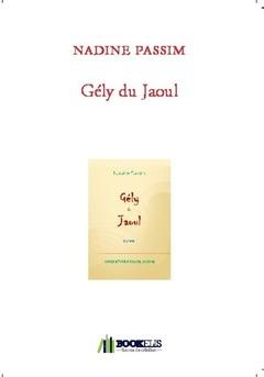 Gély du Jaoul - Couverture de livre auto édité