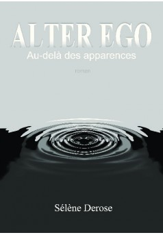 ALTER EGO - Cover book