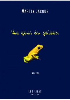 Le goût du poison - Cover book