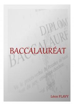 BAC FRANCAIS SIMPLISSIME ***** - Couverture Ebook auto édité