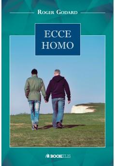 ECCE HOMO - Couverture Ebook auto édité